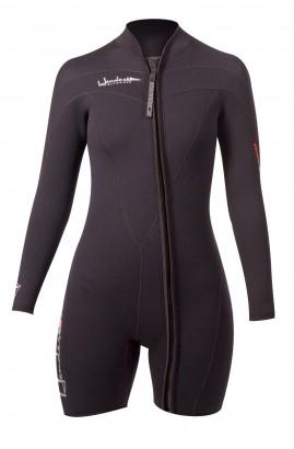 Thermoprene® Women's Front Zip Jacket