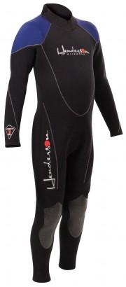 Children's Back Zip Jumpsuit
