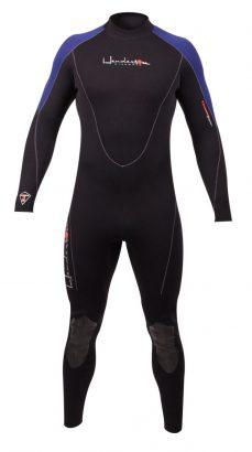 Thermoprene® Men's Back Zip Jumpsuit