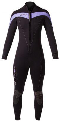 Thermoprene® Women's Front Zip Jumpsuit
