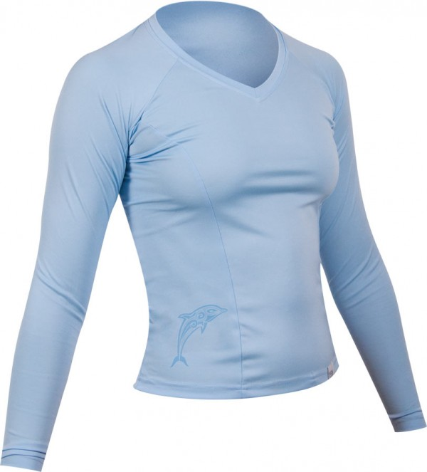 womens long sleeve watershirt