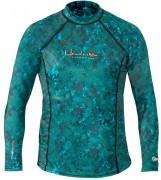 mens freedive lycra long sleeve tropic top