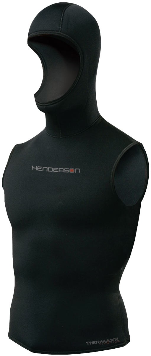 Mens Thermaxx hooded vest