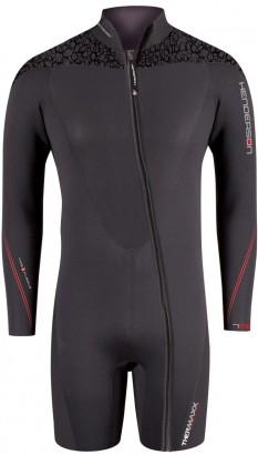 TherMaxx® Men's Front Zip Long Sleeve Shorty