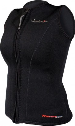 Thermoprene® Women's Zipper Vest