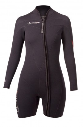 Thermoprene® Women's Front Zip Jacket