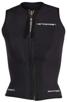 Thermoprene Pro Women's Zipper Vest