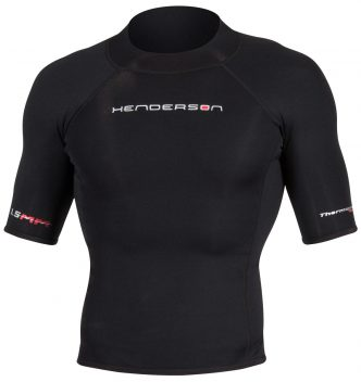 Thermoprene Pro Men's Short Sleeve Pullover Top
