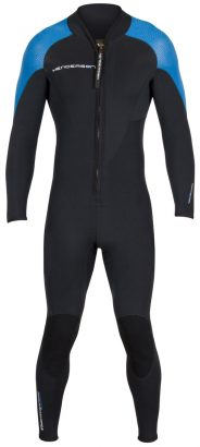 Thermoprene Pro Men's Front Zip Jumpsuit