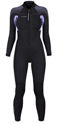Thermoprene Pro Women's Front Zip Jumpsuit