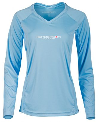 Womens Long Sleeve Watershirt