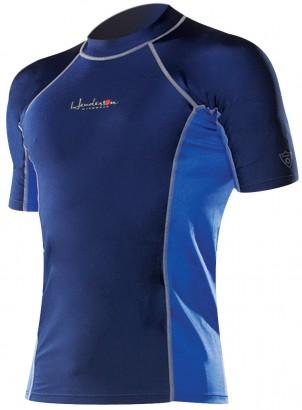 Mens Lycra Short Sleeve Tropic Top