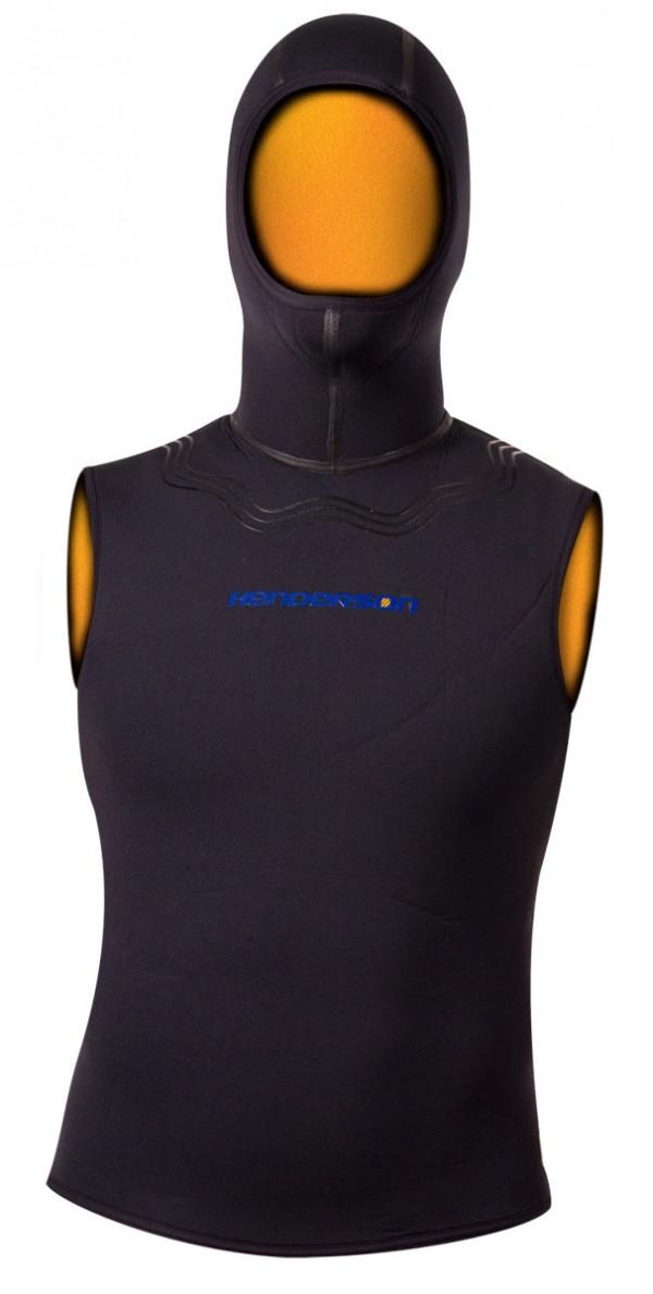 mens aqualock hooded vest